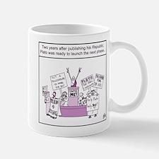 Plato's Campaign Mug