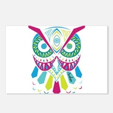 3rd Eye Awaken Owl Postcards (Package of 8)