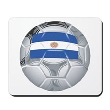Argentina Futbol Mousepad