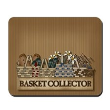 Basket Collector Mousepad