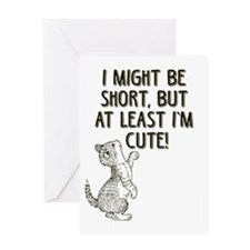 Short and Cute Greeting Cards