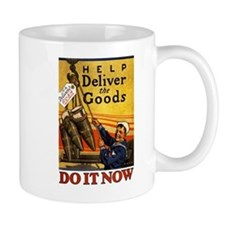 SPECIAL DELIVERY coffee cup