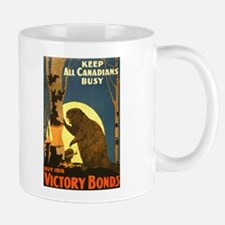 CANADIAN BEAVERS coffee cup
