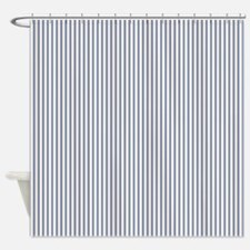 Cute Stripe Shower Curtain