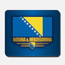 Bosnia and Herzegovina Mousepad