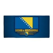 Bosnia and Herzegovina Beach Towel