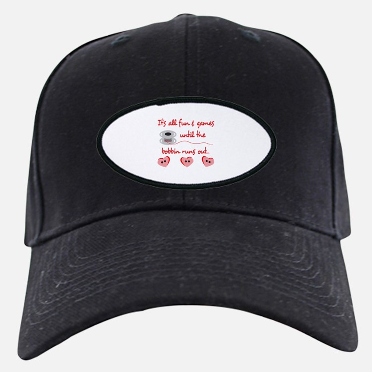 ALL FUN AND GAMES Baseball Hat