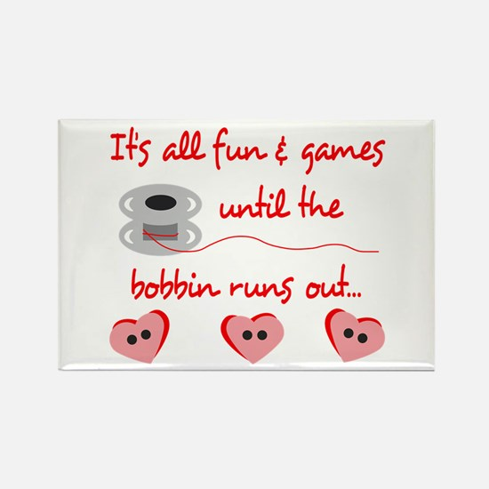 ALL FUN AND GAMES Magnets