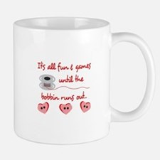 ALL FUN AND GAMES Mugs