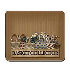Basket Collector Mousepad