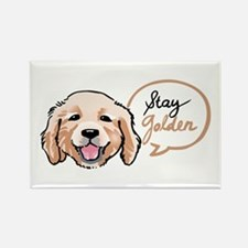 STAY GOLDEN Magnets