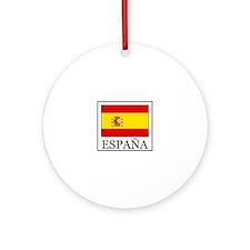 España Ornament (Round)