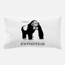 Mountain Gorilla Pillow Case