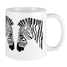 Grant's Zebra Portrait Mug