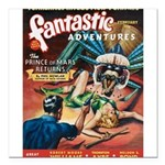 Fantastic Adventures-VINTAGE PULP MAGAZINE COVER S