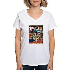 Fantastic Adventures-VINTAGE PULP MAGAZINE COVER T