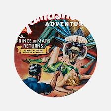 Fantastic Adventures-VINTAGE PULP MAGAZINE COVER 3
