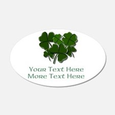 Design Your Own St. Patricks Day Item Wall Decal
