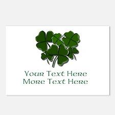 Design Your Own St. Patricks Day Item Postcards (P