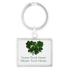 Design Your Own St. Patricks Day Item Keychains
