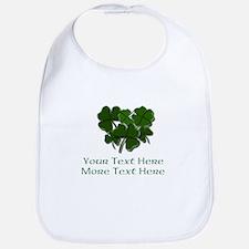 Design Your Own St. Patricks Day Item Bib