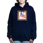 weareamerican2.jpg Women's Hooded Sweatshirt