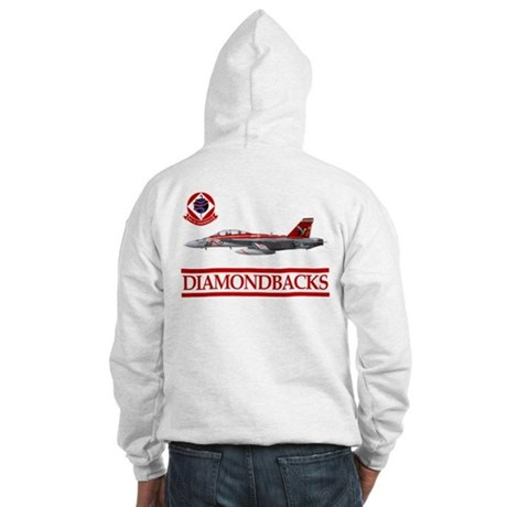 VFA-102 DIAMONDBACKS Hooded Sweatshirt