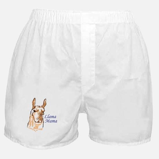 LLAMA MAMA Boxer Shorts