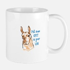 SPIT IN YOUR LIFE Mugs