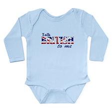 Talk British to Me Body Suit