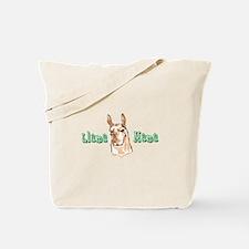 LLAMA MAMA FULL CHEST Tote Bag