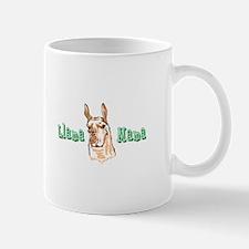 LLAMA MAMA FULL CHEST Mugs