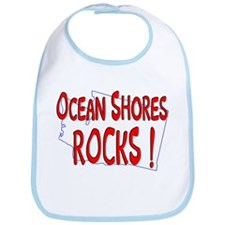 Ocean Shores Rocks ! Bib
