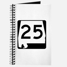 Route 25, Alabama Journal