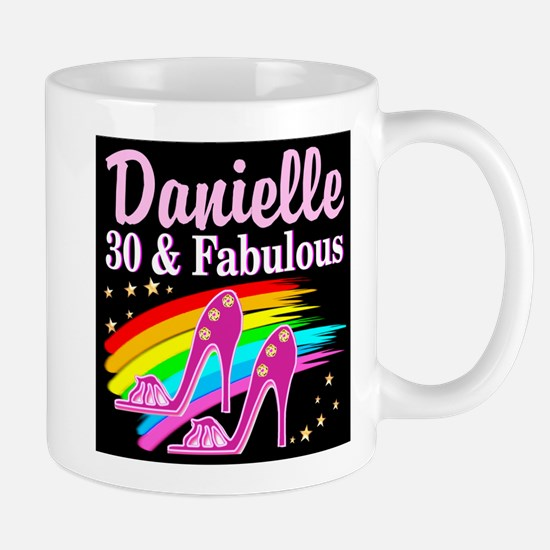 30 AND FABULOUS Mug