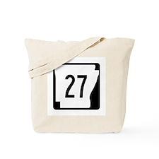 Route 27, Arkansas Tote Bag