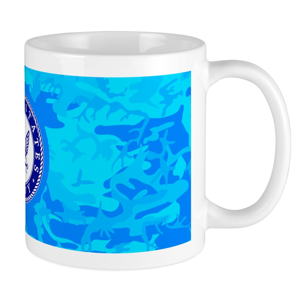 CafePress US Navy Mugs