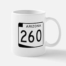 Route 260, Arizona Mug