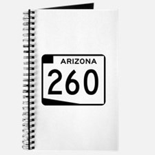 Route 260, Arizona Journal