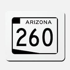 Route 260, Arizona Mousepad