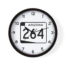 Route 264, Arizona Wall Clock