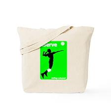 iServe_PureGreen Tote Bag