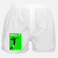 iServe_PureGreen Boxer Shorts