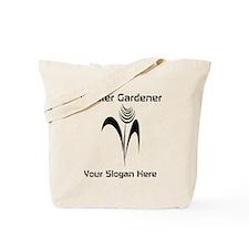 Custom Master Gardener Florist Nature Tote Bag