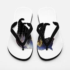NIGHT Flip Flops