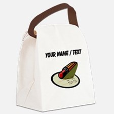 Accounting (Custom) Canvas Lunch Bag