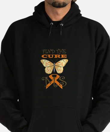FIND THE CURE FOR MS Hoodie