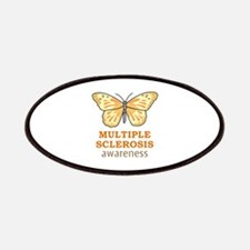 MULTIPLE SCLEROSIS AWARENESS Patch