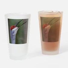 Sandhill Crane Drinking Glass