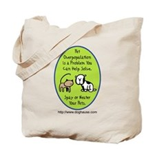 Unique Overpopulation Tote Bag